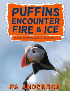Puffins Encounter Fire & Ice